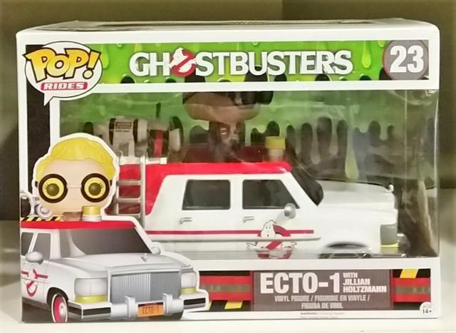 Funko Pop Ghostbusters 23 Ecto-1 c/ Jillian Holtzmann - Foto 2