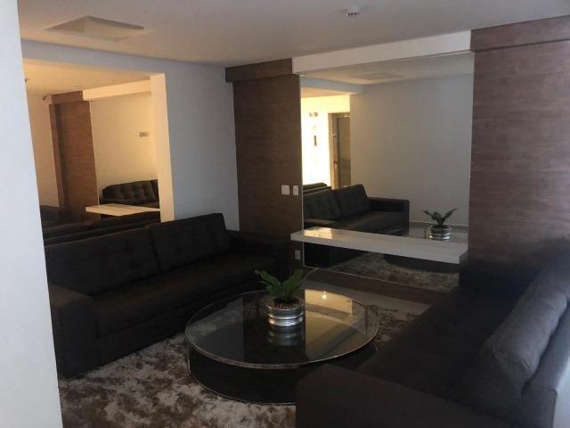 Apartamento 2 Quartos 1 suite 1 vaga em frente Vaca Brava ao lado do Goianaia Shopp - Foto 11