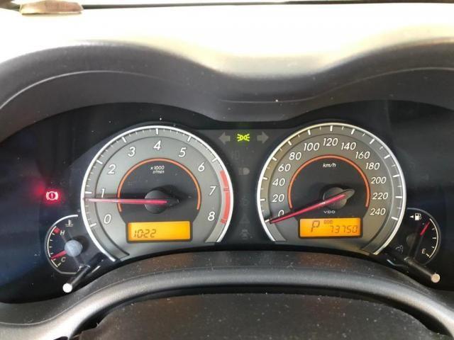 Toyota Corolla GLI 1.8 FLEX AUTOMÁTICO - Foto 10