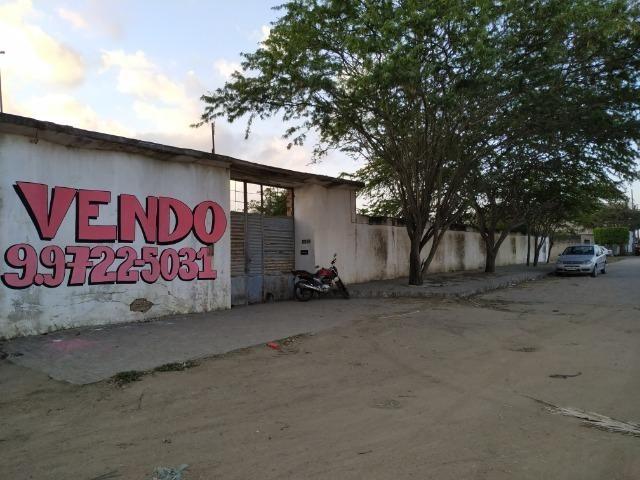 Vendo terreno 2160m na pista em Nova Caruaru