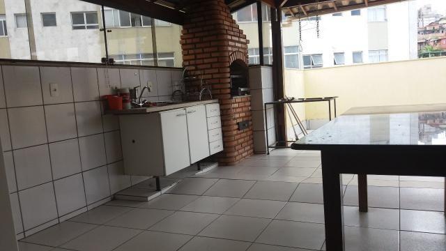Cobertura à venda, 2 quartos, 2 vagas, grajaú - belo horizonte/mg - Foto 18