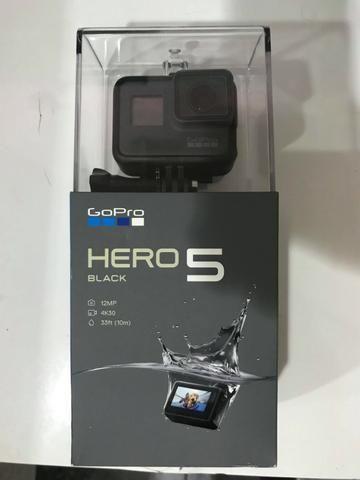 GoPro Hero 5black Nunca Usada Lacrada