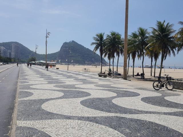 Apartamento Conjugado com 30M² em Copacabana - RJ