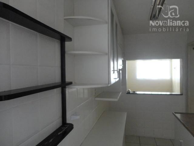 Apartamento com 2 dormitórios à venda, 70 m² por R$ 220.000 - Jardim Camburi - Vitória/ES - Foto 7
