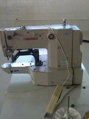 Máquina de costura - Travete eletrônico- super oferta!!!