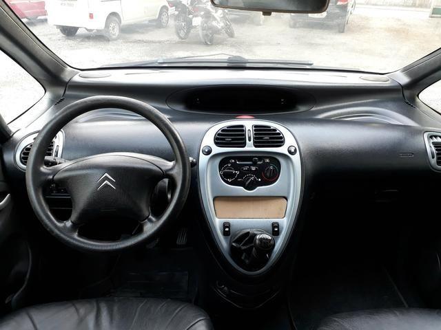 Xsara picasso 1.6 2008 flex carro muito novo * financiamos sem entrada - Foto 3