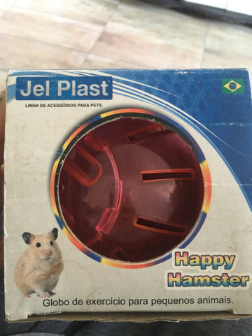 Globo para hamster