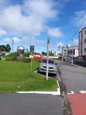 Apartamento à venda com 1 dormitórios em Boqueirão, Praia grande cod:1486 - Foto 20