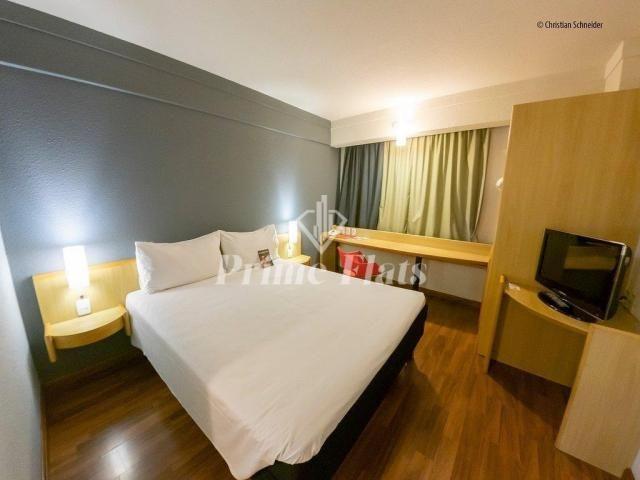 Flat à venda no Hotel Ibis Guarulhos, com 1 dormitório, 1 vaga de garagem! - Foto 2