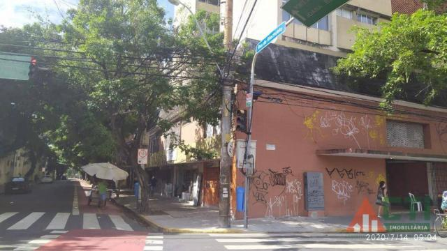 Apartamento com 1 dormitório para alugar, 32 m² por R$ 550,00/mês - Boa Vista - Recife/PE - Foto 11