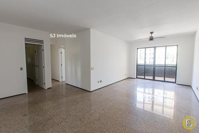 Apartamento para alugar com 4 dormitórios em Meireles, Fortaleza cod:31528 - Foto 5