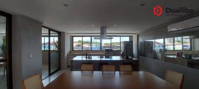 Apartamento no Studio Design Holandeses com 46,00m²- Calhau - São Luís/MA por R$ 2.200,00 - Foto 15
