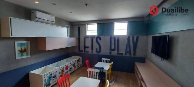 Apartamento no Studio Design Holandeses com 46,00m²- Calhau - São Luís/MA por R$ 2.200,00 - Foto 16