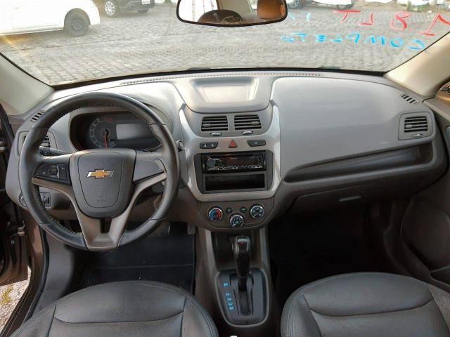 COBALT 2015/2015 1.8 MPFI LT 8V FLEX 4P AUTOMÁTICO - Foto 7
