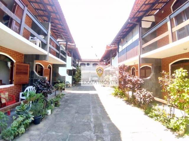 Casa duplex em condomínio, Centro, Rio das Ostras! - Foto 3