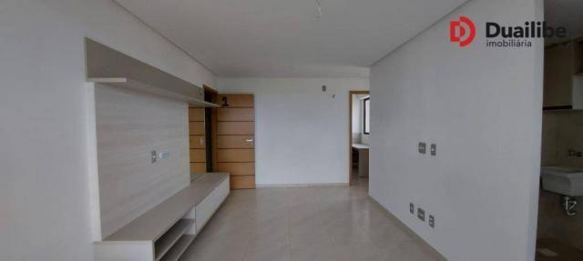 Apartamento no Studio Design Holandeses com 46,00m²- Calhau - São Luís/MA por R$ 2.200,00 - Foto 5