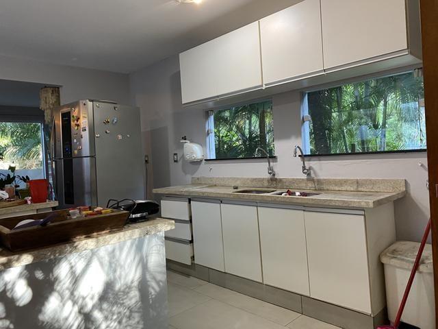 Locação casa mobiliada 4/4-condomínio - Foto 9