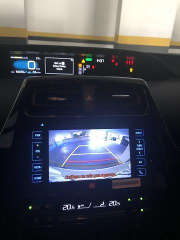 Toyota Prius NGA TOP Hybrid Híbrido, Elétrico, Gasolina, 2017 - Foto 15