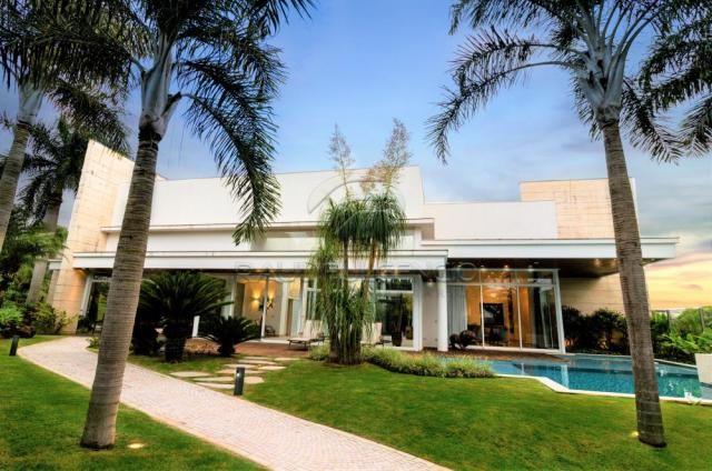 Casa à venda com 5 dormitórios em Vivendas do arvoredo, Londrina cod:V3677