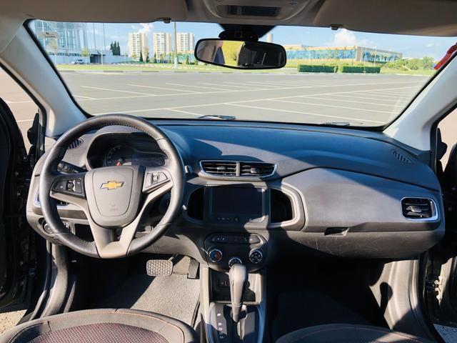 Chevrolet Onix 1.4 LTZ automático 2016 Vendo, troco e financio - Foto 6