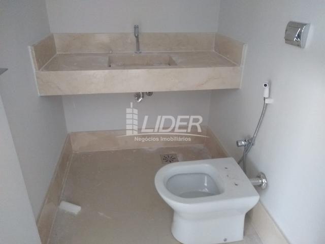 Casa de condomínio para alugar com 3 dormitórios em Jardim sul, Uberlândia cod:863601 - Foto 15