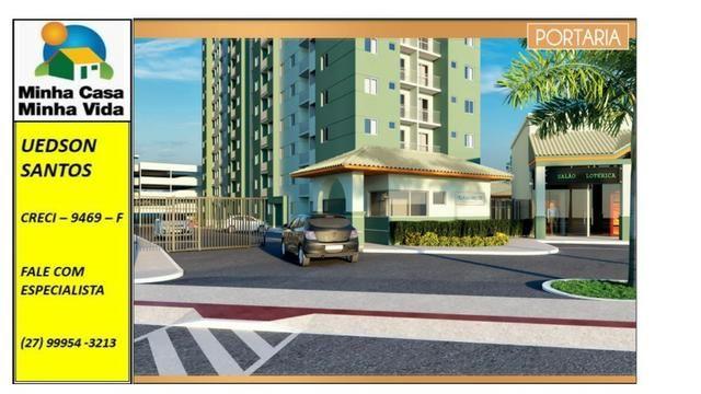 UED-23 - Apartamento térreo com quintal de 26 metros quadrados - Foto 10