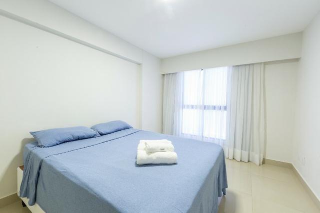 Apartamento mobiliado no Paradise Flat em Ponta Negra - Foto 2