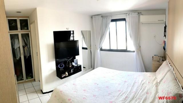 Edifício Cidrão Place, apartamento na Aldeota, 3 suítes, gabinete, 2 vagas, projetado - Foto 9