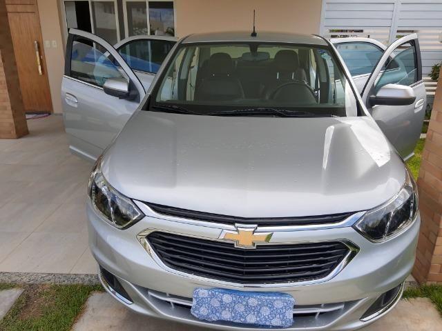 Chevrolet Cobalt LTZ 1.8 8V (Aut) (Flex) 2017 ( super conservado )