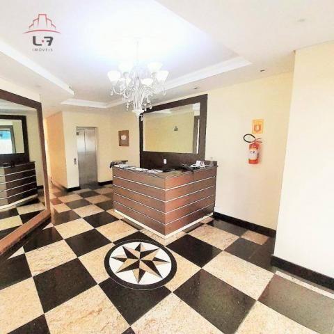 Apartamento com 3 dormitórios à venda, 107 m² por R$ 585.000,00 - Juvevê - Curitiba/PR - Foto 2