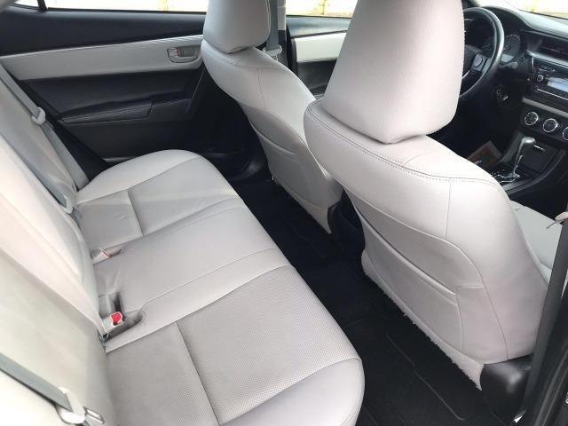 Corolla 1.8 GLI Upper Automático 2017 - Foto 9
