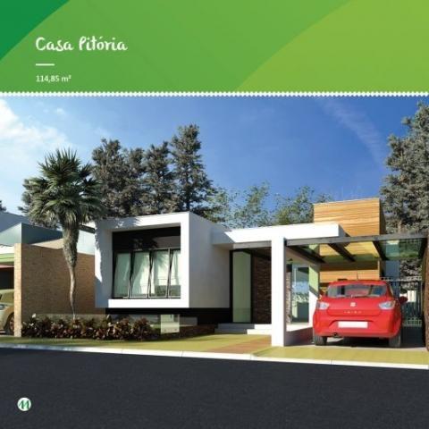 Casas em condomínio de alto padrão e infraestrutura. - Foto 3