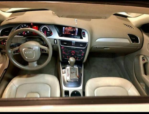 Vendo Audi A4 multitronic 2.0 tfsi bancos caramelos - Foto 4