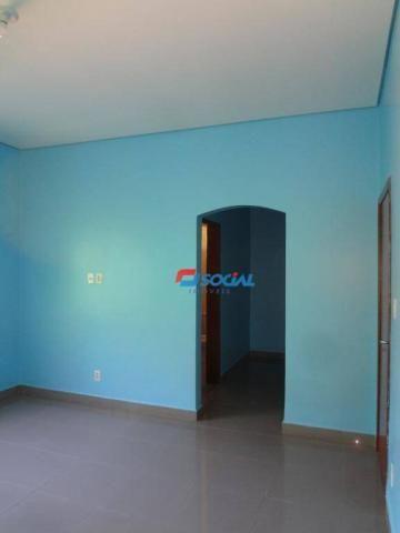 Excelente casa residencial para locação Rua Pio XII, Liberdade - Porto Velho. - Foto 20