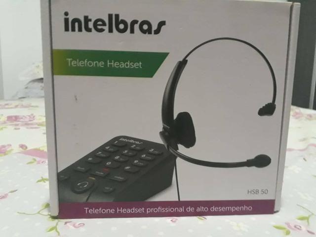 Telefone Heardset HBS 50 - Foto 2