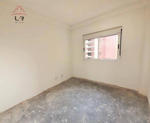 Apartamento com 3 dormitórios à venda, 107 m² por R$ 585.000,00 - Juvevê - Curitiba/PR - Foto 13