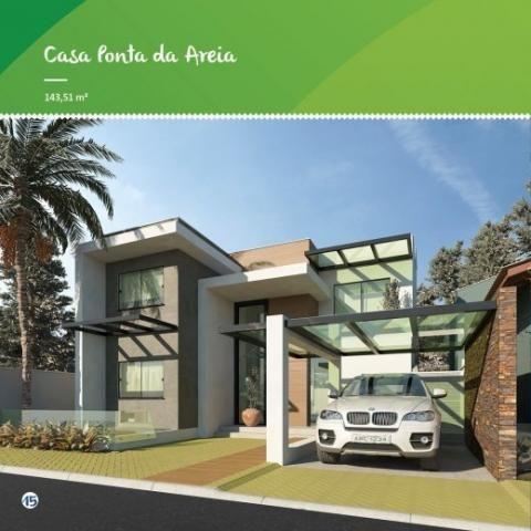 Casas em condomínio de alto padrão e infraestrutura. - Foto 4