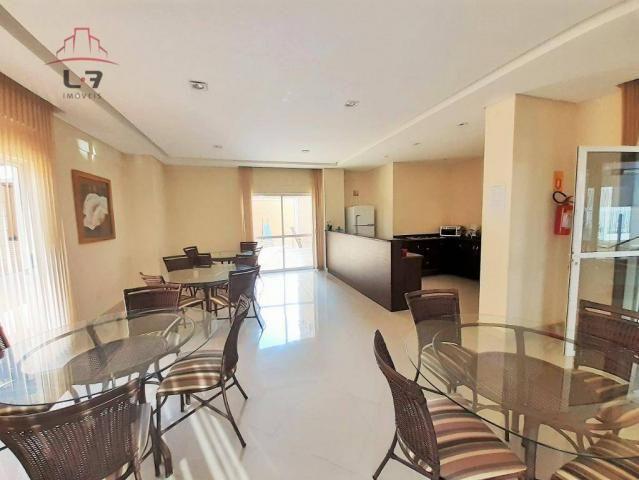 Apartamento com 3 dormitórios à venda, 107 m² por R$ 585.000,00 - Juvevê - Curitiba/PR - Foto 16