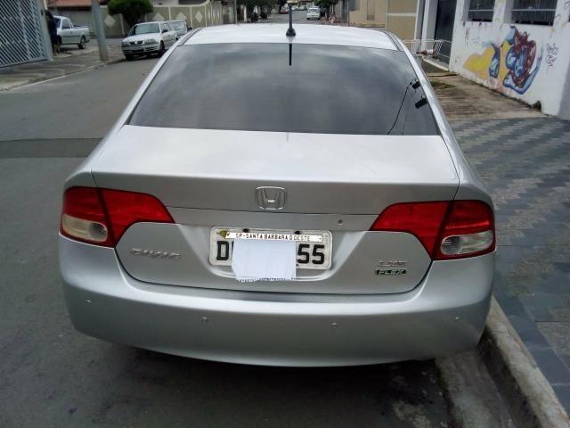 Vendo Civic ano 2008 lxs - Foto 4