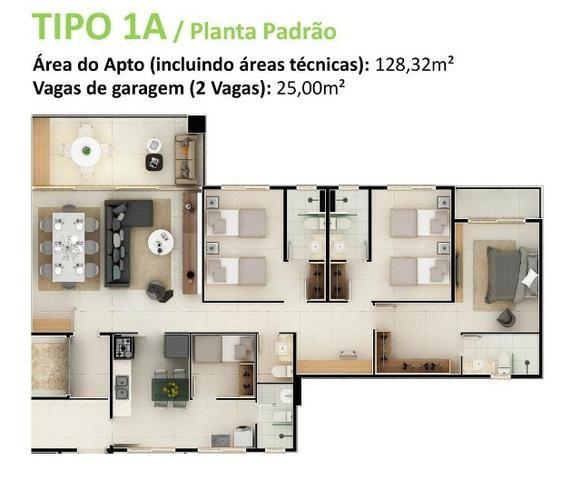 34- Cidade do Porto seu mais novo lar com 3 e 4 Suítes. Lazer completo para sua família! - Foto 13