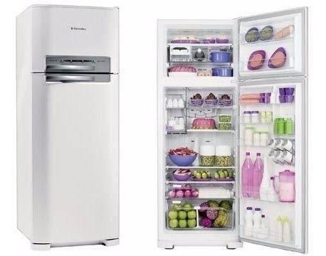 Refrigerador geladeira Electrolux Frost Free 430L