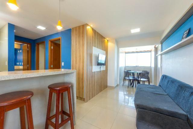 Apartamento mobiliado no Paradise Flat em Ponta Negra - Foto 10
