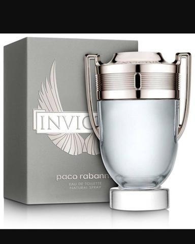 Perfume masculino Paco Rabanne Invictus 100ml - Foto 3