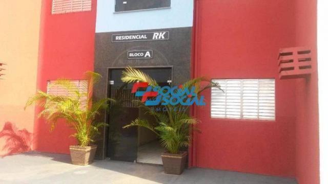 Condomínio Residencial RK com 02 dormitórios, bairro Industrial - Foto 6