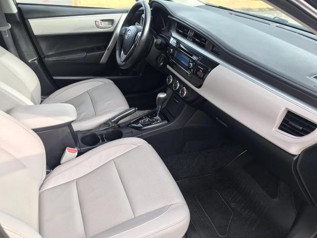 Corolla 1.8 GLI Upper Automático 2017 - Foto 8