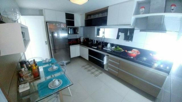 Casa de condominio com 4 suites e segurança 24 horas, bem localizada - Foto 20