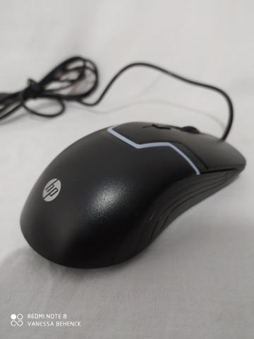 Mouse Gamer HP RGB - Foto 4