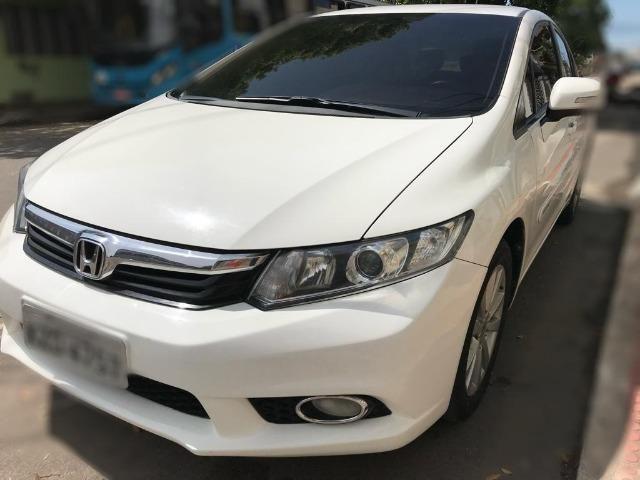 "Honda Civic LXR 2.0 ano 2014 ""Auto"" (Apenas venda)"