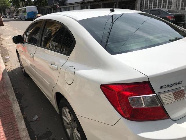 "Honda Civic LXR 2.0 ano 2014 ""Auto"" (Apenas venda) - Foto 4"