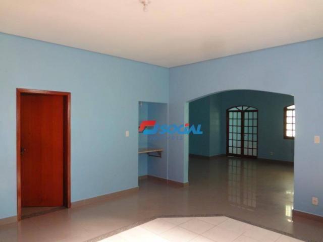 Excelente casa residencial para locação Rua Pio XII, Liberdade - Porto Velho. - Foto 8